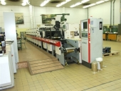Used Flexoprinter  MPS EP 410/ 8 colour (filmprinting, label printing...)
