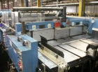 Die cutting BOBST 1575 with 2 colours flexo