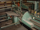 Wellpapp-Faltschachtelklebemaschine SIMCA 3020 Modell B 2800