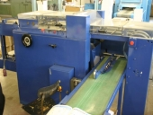 Used Ring Book Production JAMES BURN Punching and Wire-O Binding