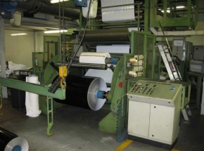8 colour flexo CI printing machine FISCHER & KRECKE Type: 34 DF 8 CNC