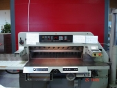 Used Cardboard and Solid Board Cutter SENATOR 115MC