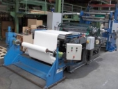 Used Movable Rewinder HDW SOLEX