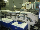 Used Baby Diaper machine TECHNIPRO BD/AD 300 (Mini, Midi, Maxi, Junior)
