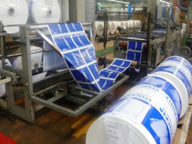 polyethylene bag making machine