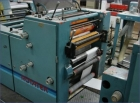 Business Form Printing Machine ROTATEK RK 200, 4 colour