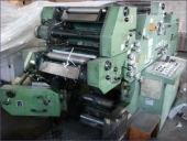Used Business form printing machine MUELLER MARTINI GRAPHA PRONTO