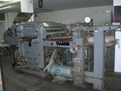 Used Auto platen BOBST APM/SP 900 - Flatbed Die Cutter