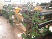 Used Flat and Satchel Paper Bag Making Machine W+H Matador 31
