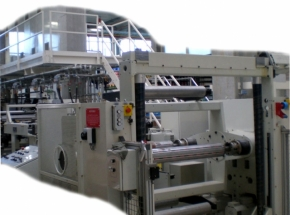 8 colour flexo CI press W+H Olympia Stellaflex UV