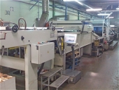 Used Varnishing machine STEINEMANN TOP SPOT  102, year: 2000