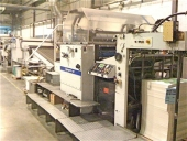 Used Varnishing machine STEINEMANN TOP-SPOT 102, year: 2003