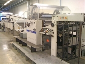 Used VARNISHING MACHINE STEINEMANN TOP SPOT 102, (2004)