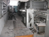 Used Print & Die Cutting Machine BOBST AV 4 LITHO, 2 colour offset