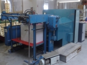 Used Die cutter KAMA TS 96-1 for only 22.500 EUR loaded