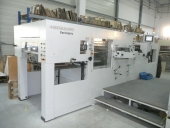 Used Die cutting and embossing machine Heidelberg Varimatrix 105 CS