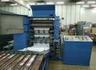 Business Form Printing Machine Harris Graphics, 3 colour offset