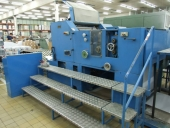 Used Label Making Machine GIEBELER R 860