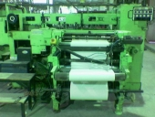 Used Size cutter ECH WILL SLK 480 U  + WRAPMATIC paper pack