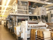 Used Wax Laminating and Coating Machine KROENERT