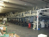 Used 10 Colour Gravure Press CERUTTI, year: 1989