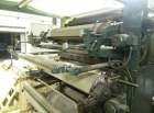 6 colour flexo stack printing machine HOBEMA, 1000 mm