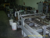 Used Box gluing and erecting machine VEGA Junior 107