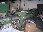 Used Window patching machine PAULZEN