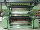 Used DOUBLE (STACK) WINDER FOR EXTRUDER LINE SKM