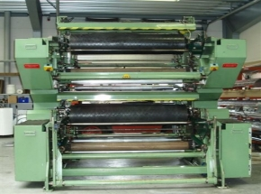 DOUBLE (STACK) WINDER FOR EXTRUDER LINE SKM