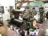 Used 4 colour Flexo Press W+H QMS 992 Stack or Flexo In-Line Press