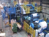 Used ROTOMEC Extrusion Coating & Laminating LINE Erwepa
