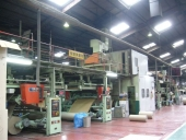 Used CORRUGATOR + 3 COLOUR FLEXO PRINTING SLOTTER