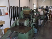 Used W+H MATADOR 26 Paper Bags Making + 4 colour flexo press