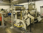 Used Slitter and rewinder KAMPF Unial 1150 mm