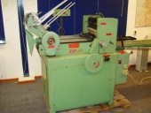 Used 1 colour Envelop printing machine HALM JETPRESS