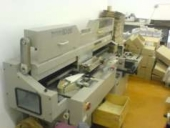 Used Perfect Binder HORIZON BQ 260 HOT MELT