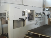 Used Die cutter Heidelberg Varimatrix 105 CS Automatic