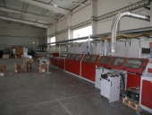 Used Book production line Mueller Martini Perfect Binder ACORO 7