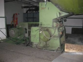 Used Recycling line - extruder REIFENHEUSER with cut-granulator