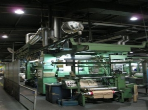 6 colour flexo CI pirnting machine UTECO RR 608