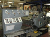 Used Hot Foil Stamping and Embossing machine STEUER PZ 90