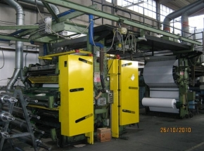6 colour flexo  CI printing machine CARINT