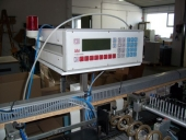 Used Form collect EDELMANN collator with HHS glue system