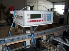 Form collect EDELMANN collator with HHS glue system