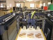 Used Thermal sheet laminator BILLHOEFER TTS - 76/60/114