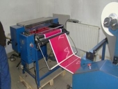 Used THERMAL LAMINATING MACHINE D&K GROUP - roll to sheet