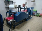 THERMAL LAMINATING MACHINE D&K GROUP - roll to sheet
