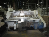 Used Case maker 2 colour flexo SIMON GL35 - folder gluer