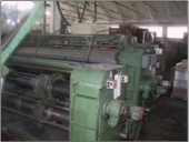 Used Printer slotter CURIONI 2800 T, 2 colour flexo